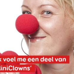 'Ik voel me echt een deel van CliniClowns'