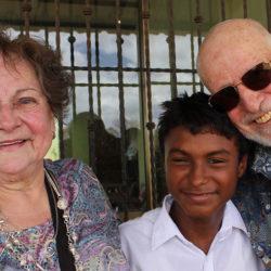Op bezoek bij wereldouders in Nicaragua
