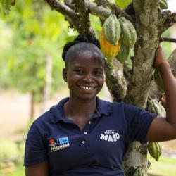 Trainingen voor jonge cacaoboeren: van duurzame teelt tot ondernemerschap